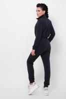темно-серый женский комбинезон. комбинезон Дилси д/р. Цвет: синий в интернет-магазине