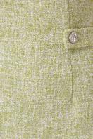 персиковое платье без рукавов. платье Элиана б/р. Цвет: оливковый в Украине