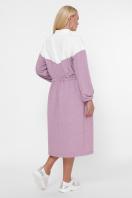спортивное платье для полных женщин. 0303 Платье спорт. Цвет: розовый в Украине