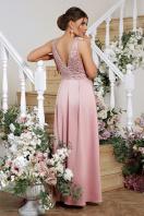 лиловое платье в пол. платье Мэйси б/р. Цвет: лиловый цена