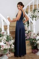 лиловое платье в пол. платье Мэйси б/р. Цвет: синий цена