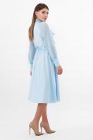. платье Аля-1д/р. Цвет: голубой в Украине