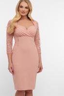 лиловое платье больших размеров. платье Сусанна-1Б д/р. Цвет: лиловый купить