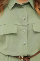 комбинезон хаки с шортами. комбинезон Алексис. Цвет: св.хаки в Украине