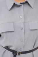 комбинезон хаки с шортами. комбинезон Алексис. Цвет: св.джинс в Украине