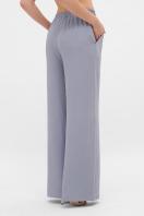 легкие синие брюки. брюки Тилли. Цвет: св.джинс цена