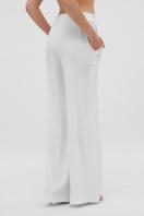 широкие розовые брюки. брюки Тилли. Цвет: молоко в интернет-магазине