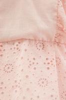 голубая летняя блузка. блуза Илари б/р. Цвет: персик в интернет-магазине
