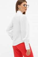белая блузка с бантом. блуза Дарла д/р. Цвет: белый цена