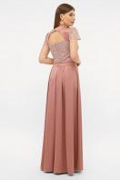 лиловое вечернее платье. платье Лорена к/р. Цвет: лиловый1 цена