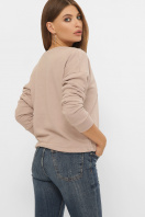 горчичный женский свитшот. Свитшот Джимми д/р. Цвет: бежевый цена