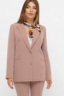 женский пиджак хаки. пиджак Патрик 2. Цвет: лиловый цена