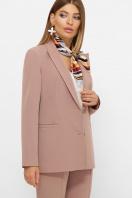женский пиджак хаки. пиджак Патрик 2. Цвет: лиловый в интернет-магазине