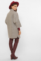 . Пальто MS-229. Цвет: 65-серый в интернет-магазине