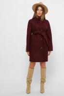 . Пальто MS-251. Цвет: 221-слива в интернет-магазине