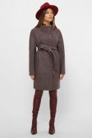 . Пальто MS-251. Цвет: 239-серый цена