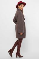 . Пальто MS-251. Цвет: 239-серый в интернет-магазине