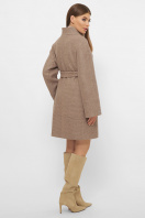 . Пальто MS-251. Цвет: 167-т.бежевый недорого