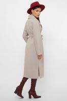 . Пальто MS-265. Цвет: 276-серый цена
