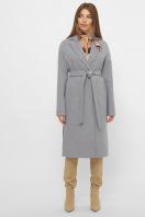 . Пальто MS-267. Цвет: 284-голубой цена