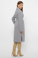 . Пальто MS-267. Цвет: 284-голубой в интернет-магазине