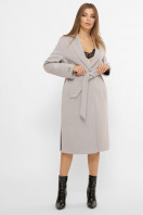 . Пальто MS-267. Цвет: 276-серый цена
