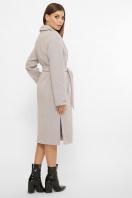. Пальто MS-267. Цвет: 276-серый в интернет-магазине