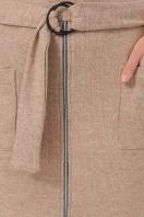 . платье Виталина 1 д/р. Цвет: бежевый в интернет-магазине