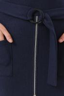 . платье Виталина 1 д/р. Цвет: синий в интернет-магазине