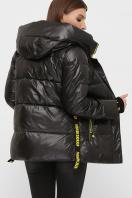 . Куртка 8290. Цвет: 01-черный в интернет-магазине