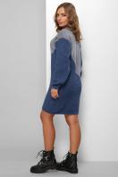 . Платье 181. Цвет: светлый джинс-синий в Украине