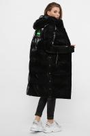 . Куртка 2102. Цвет: 01-черный-зеленый в интернет-магазине