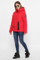 . Куртка М-2081. Цвет: 19-красный купить