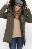 . Куртка М-2082. Цвет: 16-хаки цена