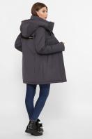 . Куртка М-2082. Цвет: 28-т.серый цена