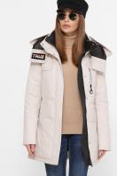 . Куртка М-2082. Цвет: 09-св.бежевый цена