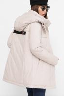 . Куртка М-2082. Цвет: 09-св.бежевый в интернет-магазине
