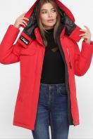 . Куртка М-2082. Цвет: 19-красный купить