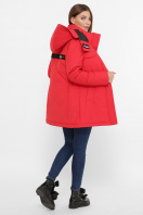 . Куртка М-2082. Цвет: 19-красный цена