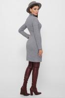 . платье-гольф Алена1 д/р. Цвет: деним цена