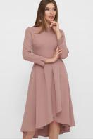 . платье Лика д/р. Цвет: капучино купить