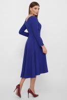 . платье Лика д/р. Цвет: королевский синий цена