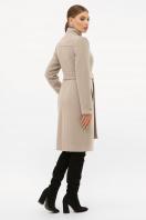 . Пальто П-407-100. Цвет: 047-св.серый в интернет-магазине