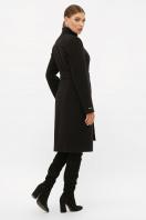 . Пальто П-407-100. Цвет: 161-черный в интернет-магазине