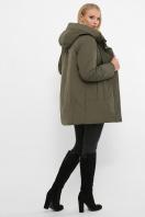. Куртка 20141. Цвет: 16-хаки в интернет-магазине