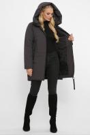 . Куртка 2163. Цвет: 29-т.серый цена