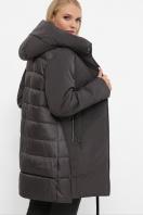 . Куртка 2163. Цвет: 29-т.серый в интернет-магазине