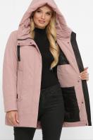 . Куртка 20141. Цвет: 03-пудра цена