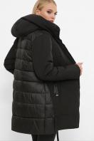 . Куртка 2163. Цвет: 01-черный цена