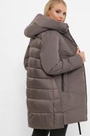 . Куртка 2163. Цвет: 19-серый в интернет-магазине